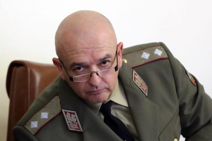генерал Мутафчийски
