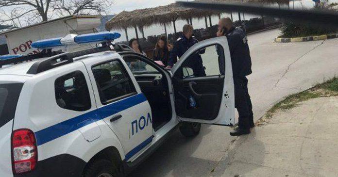 Полицаи дебнат и глобяват активно по Алея Първа