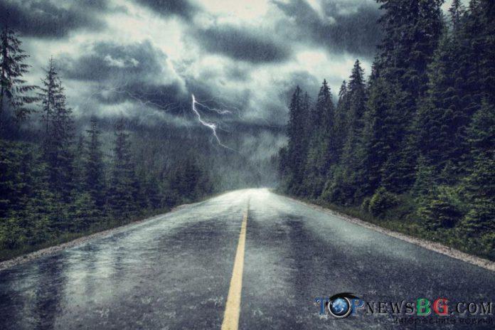 време Шофирайте внимателно, Пътна обстановка