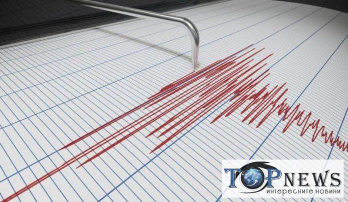 земетресение,