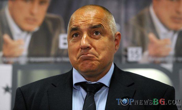 Бойко Борисов, корупция