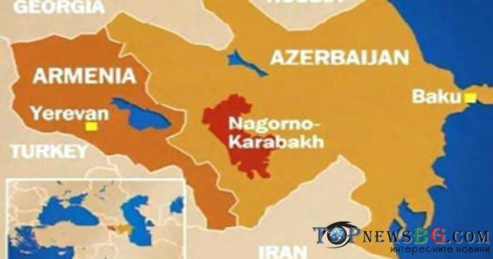 Армения, Азарбейджан, Нагорни Карабах, Конфликт
