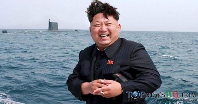 Ким Чен Ун, Ракета