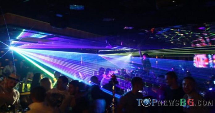 дискотека, нощен клуб, заведение, контрол