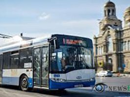 автобус, Варна