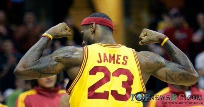Лейкърс, NBA, Леброн Джеймс, баскетбол