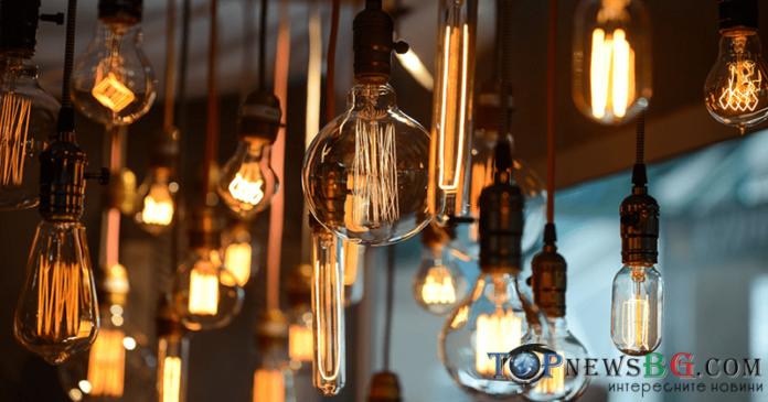 ток, електроенергия, крушки, лампи