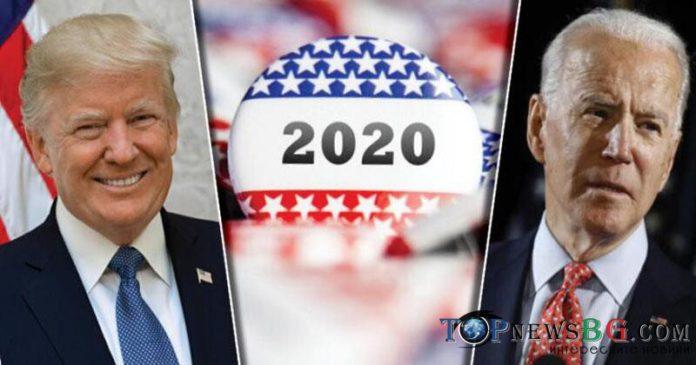 САЩ, ибори, 2020, Тръмп, Байдън
