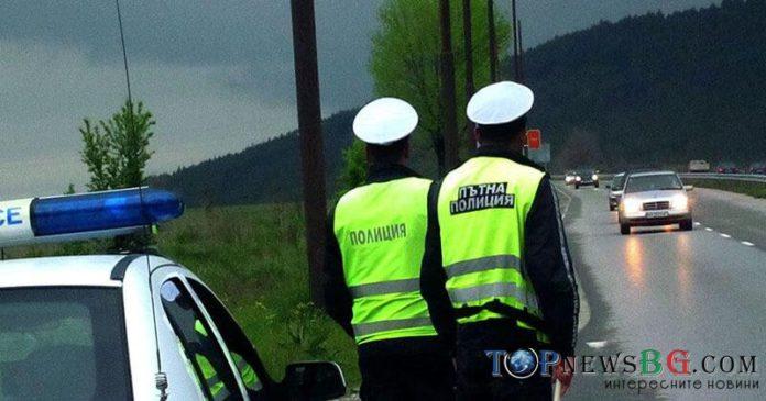 пътна обстановка, КАТ, глоби, аварийни, полицай, МВР